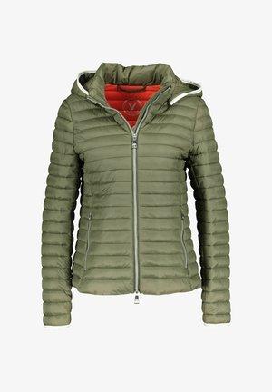 Light jacket - pistazie