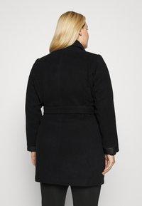 Vero Moda Curve - VMCALASISSEL - Classic coat - black - 2