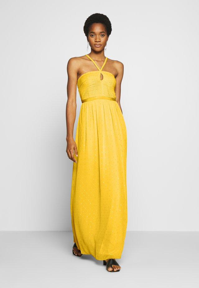 Robe de cocktail - yellow