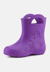 Ladeheid - Regenlaarzen - purple - 5