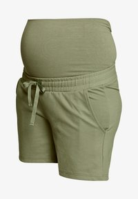 MAMALICIOUS - Shorts - oil green - 3