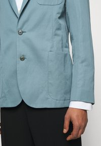 Paul Smith - GENTS PATCH POCKET JACKET - Sako - green - 7