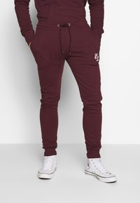CLOSURE London - SIGNATURE TRACKSUIT  - Hoodie - port - 4