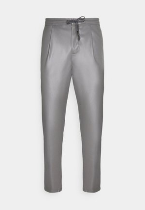 NOAH TROUSERS - Pantalones - grey
