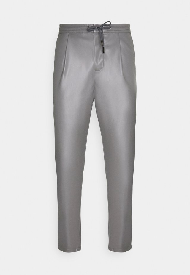 NOAH TROUSERS - Trousers - grey