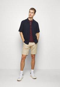 Pier One - Polo shirt - bordeaux - 1