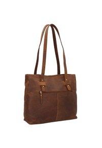 Harold's - Tote bag - brown - 1