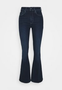 G-Star - FLARE - Flared Jeans - worn in ultramarine - 3