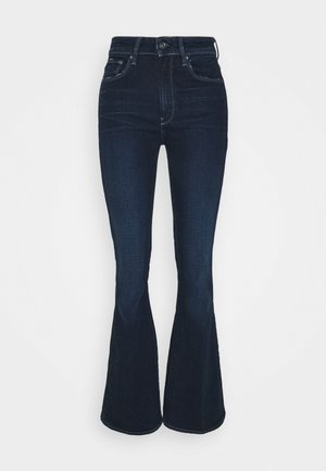 FLARE - Široké džíny - worn in ultramarine