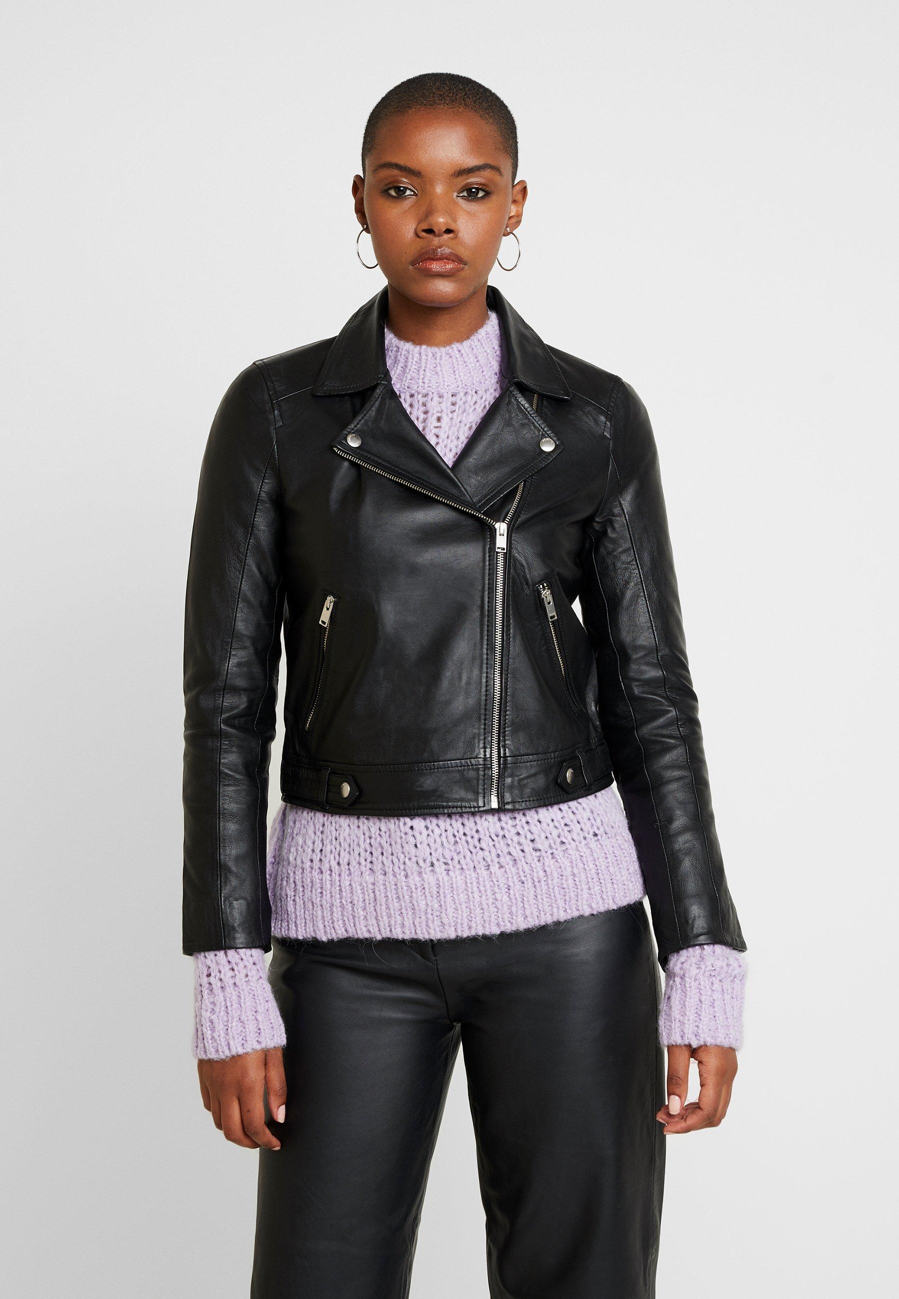 Women SLFKATIE JACKET - Leather jacket
