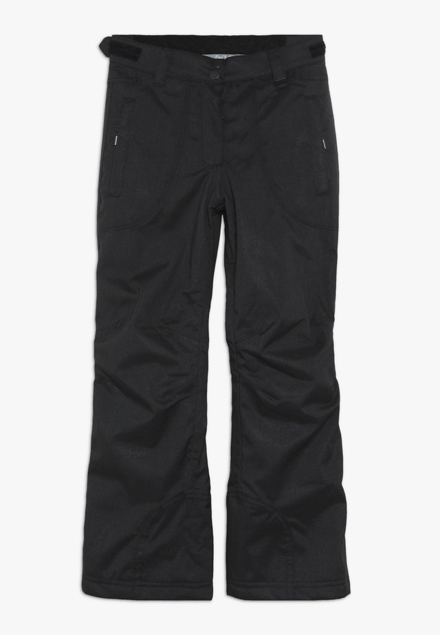 PANT - Snow pants - true black