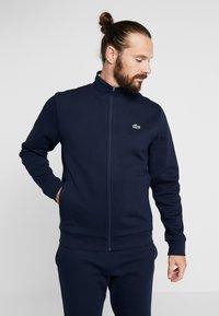 Lacoste Sport - TRACKSUIT - Dres - navy blue - 0