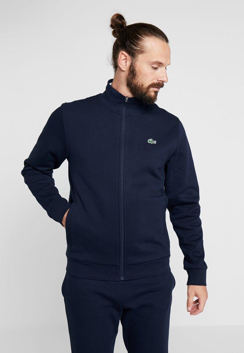 Lacoste Sport - TRACKSUIT - Dres - navy blue