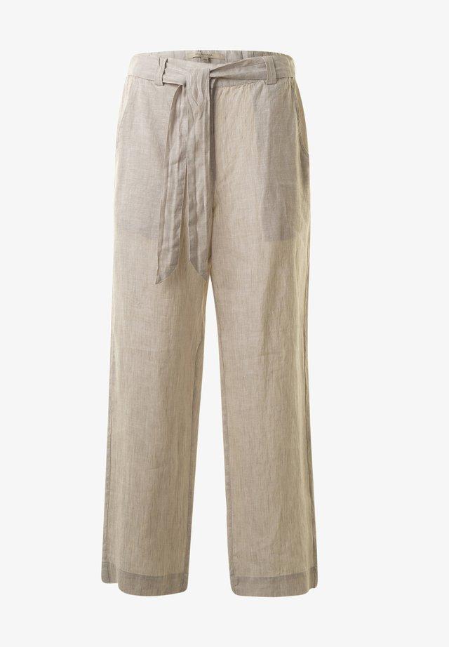 CARA  - Trousers - beigemelange