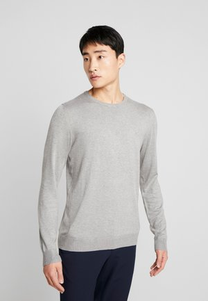 ROUND NECK - Jumper - grey