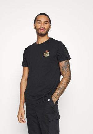 FELIX - Print T-shirt - jet black