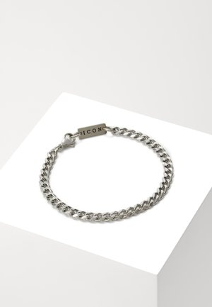 FOUNDATION CHAIN BRACELET - Bracelet - silver-coloured