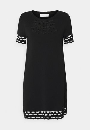 SANGALLO - Jumper dress - nero