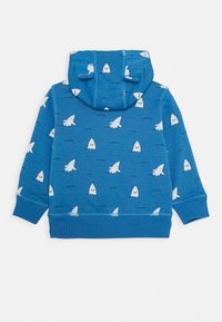 GAP - LOGO - Zip-up hoodie - breezy blue - 1