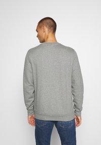 Calvin Klein - EMBROIDERY LOGO - Sweatshirt - grey - 2