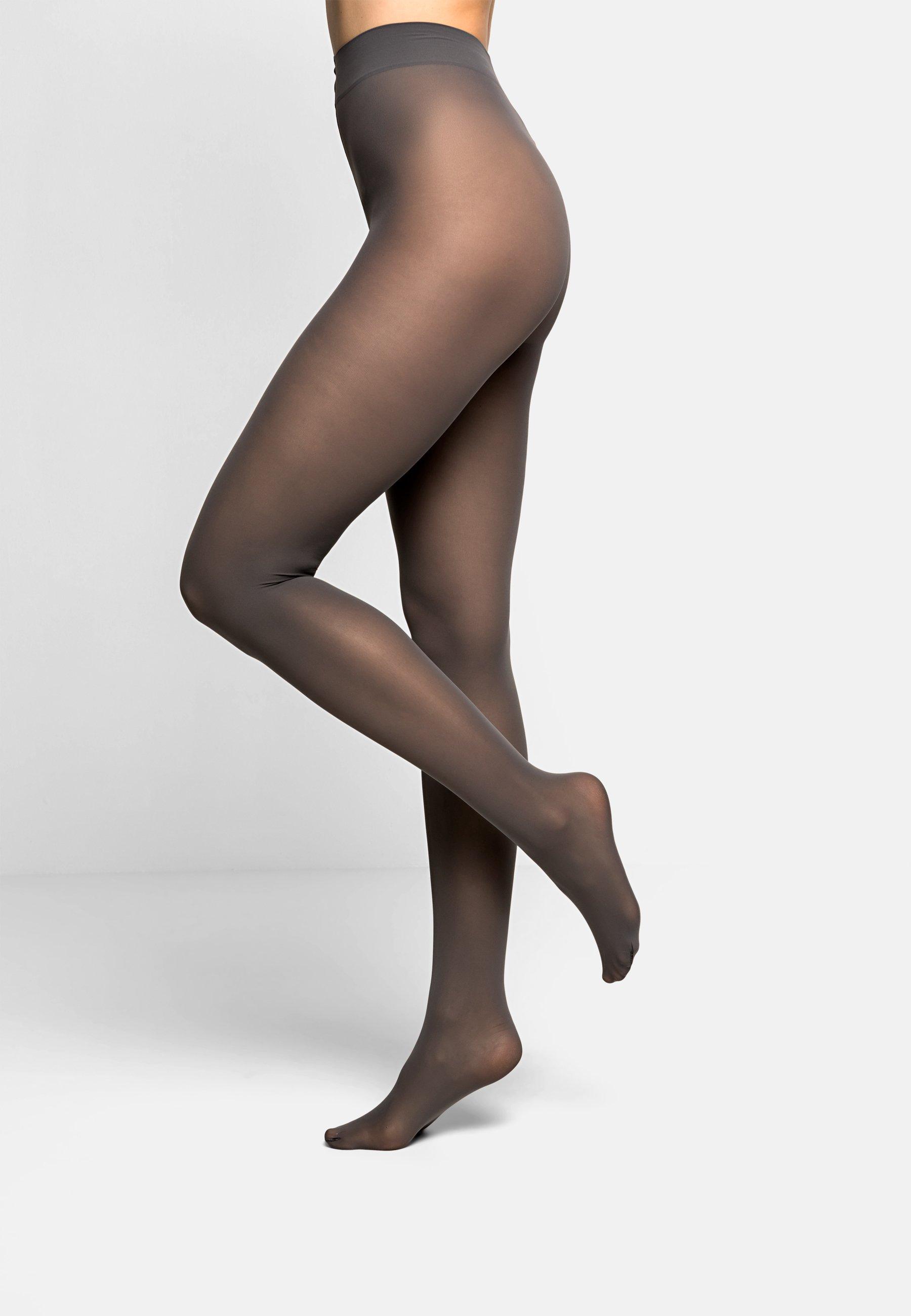 Femme FALKE Pure Matt 50 Denier Strumpfhose Halb-Blickdicht matt - Collants