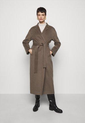 ALEXA COAT - Cappotto classico - dark taupe