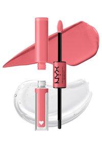 Nyx Professional Makeup - SHINE LOUD HIGH PIGMENT LIP SHINE - Lip gloss - born to hustle - 2