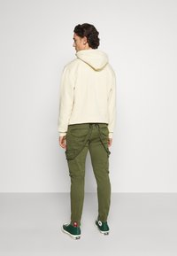 Alpha Industries - UTILITY PANT - Cargo trousers - dark olive - 2