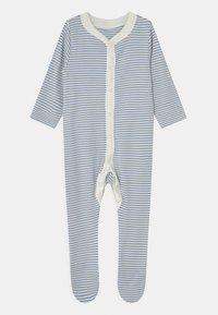 Marks & Spencer London - BABY ORGANIC 3 PACK - Sleep suit - blue - 2