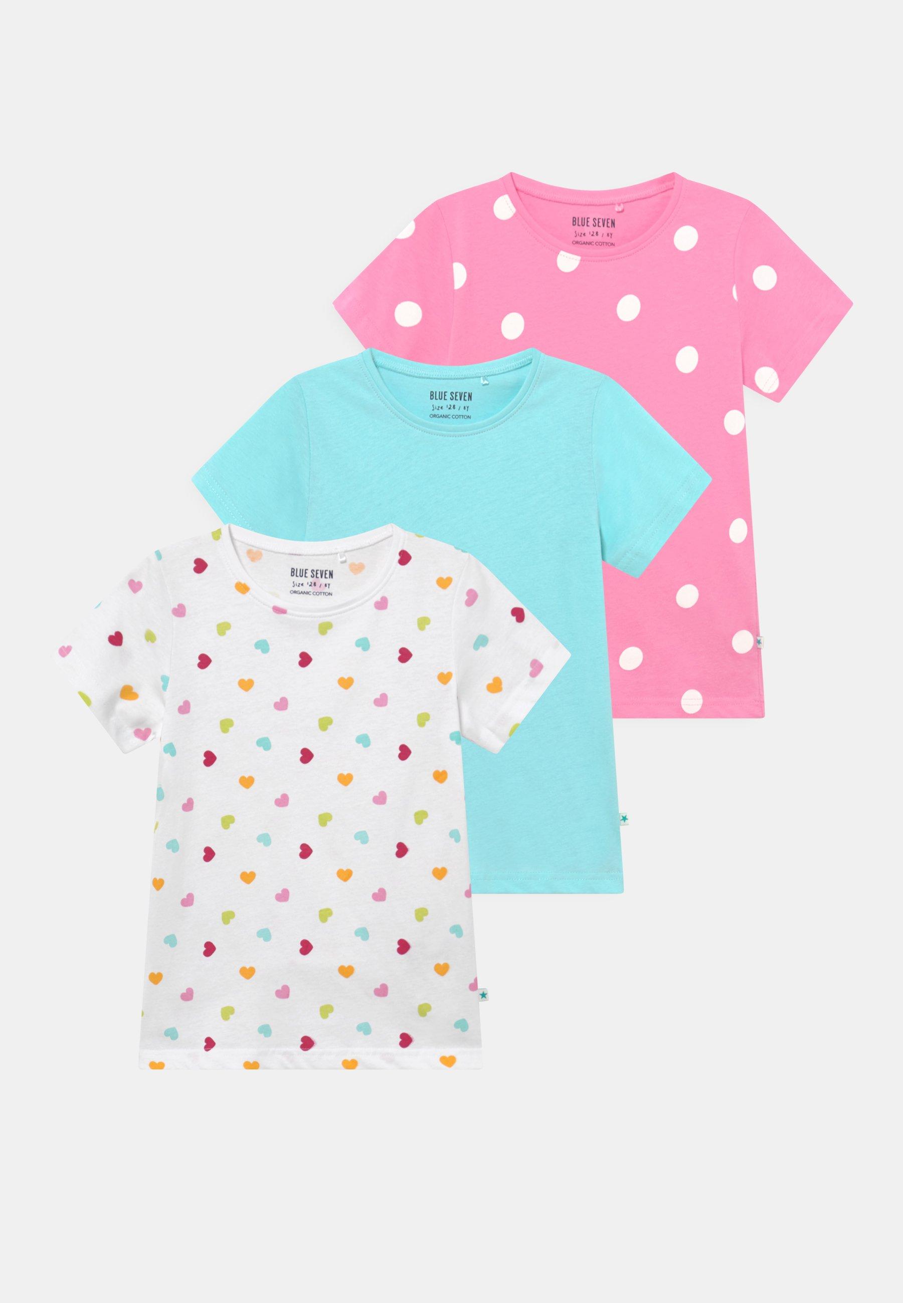 Kids KIDS GIRLS 3 PACK - Print T-shirt
