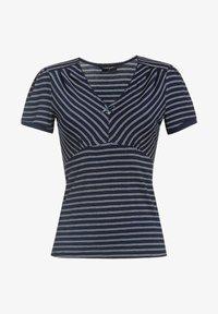 Vive Maria - Print T-shirt - blau allover - 6