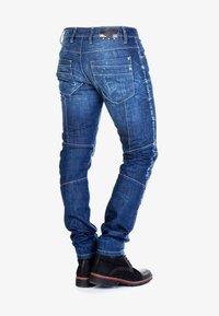 Cipo & Baxx - Straight leg jeans - blue - 2