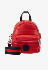 Marc O'Polo - Across body bag - rouge red - 5