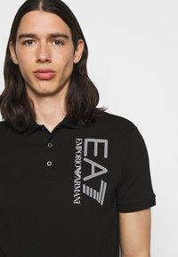 EA7 Emporio Armani - Poloshirts - black - 3