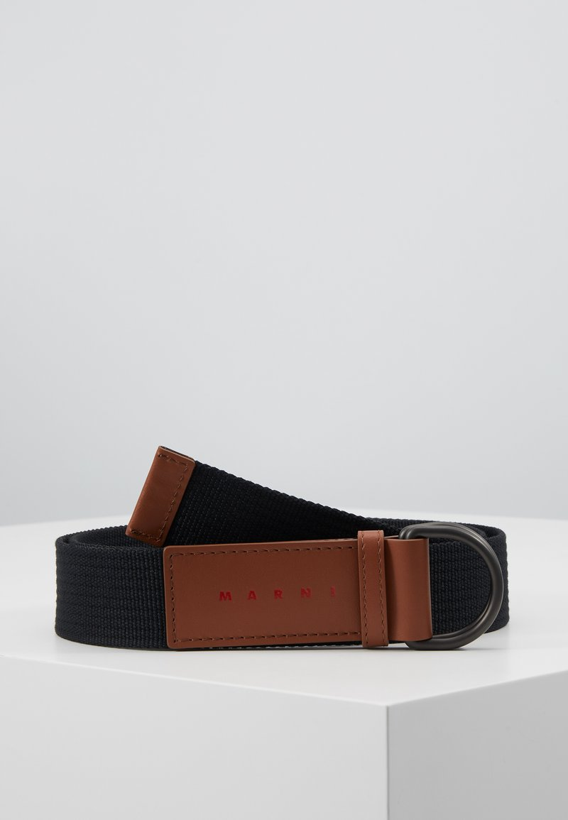 Marni - Belt - black