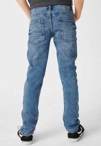 C&A - Slim fit jeans - denim-blue - 1