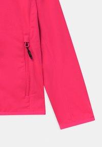 CMP - FIX HOOD - Soft shell jacket - gloss - 2