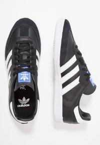 adidas Originals - SAMBA OG  - Zapatillas - core black/footwear white - 0