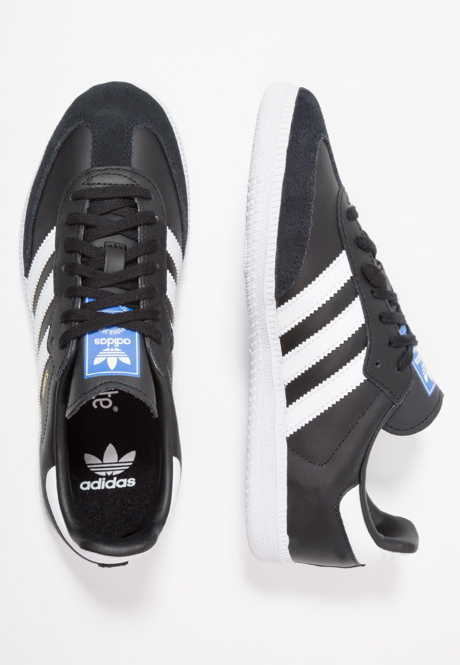 ventas especiales última colección bien fuera x adidas Originals SAMBA OG - Zapatillas - core black/footwear white - Zalando .es