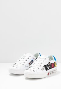 KARL LAGERFELD - SKOOL PATCH  - Sneakers - white - 4