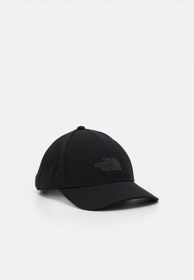 RECYCLED CLASSIC HAT NEW UNISEX - Bonnet - black