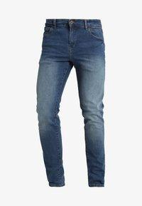 Solid - RYDER - Straight leg jeans - blue denim - 5