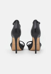 ALDO - SCARLETT - Platform sandals - black - 3