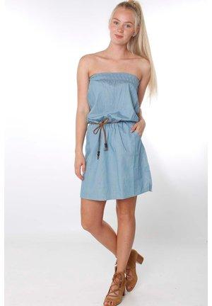 LENA  - Day dress - sky blue