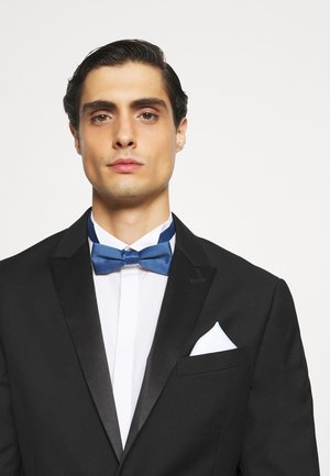 ONSTED BOW TIE SET - Pocket square - dark navy