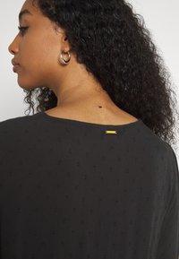 Superdry - AMEERA DRESS - Maxi dress - black - 3