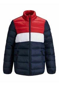 Jack & Jones Junior - Winter jacket - tango red - 7