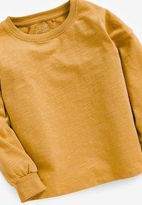 Next - Sweatshirt - ochre - 4
