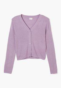 s.Oliver - JAS - Cardigan - light purple - 2