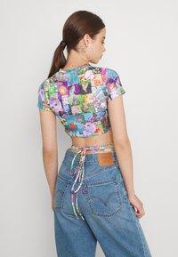 NEW girl ORDER - BETTER DAYS  - Print T-shirt - multi - 2